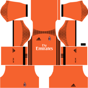 AC Milan Goalkeeper Third Kit