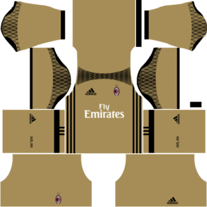 AC Milan Goalkeeper Home Kit