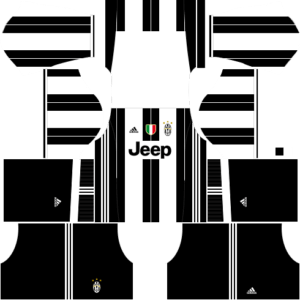 Juventus DLS Home Kit