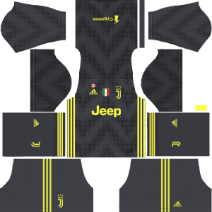 Juventus Third Kit