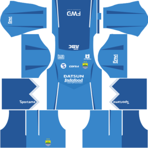 Persib Home Kit