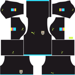 Uruguay Goalkeeper Home Kit