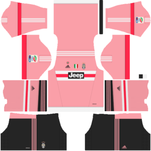 Juventus Away Kit DLS