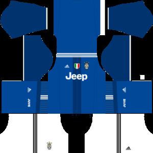 Juventus Away Kit DLS