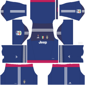 Juventus Goalkeeper Away Kit DLs