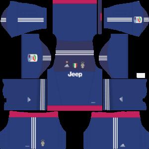 Juventus Goalkeeper Away Kit DLs