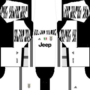 Juventus Third Kit DLS