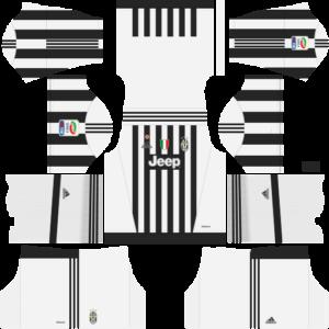 Juventus home kit DLS