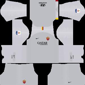 AS Roma DLS Away kit