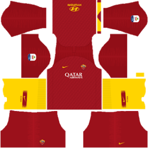 AS Roma DLS Home Kit