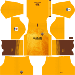 AS Roma DLS Third kit