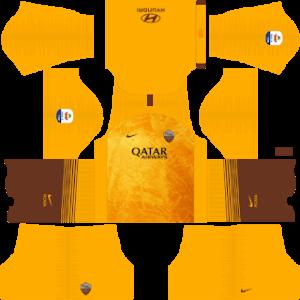 AS Roma DLS Third kit