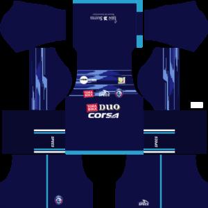 Arema FC DLS Home Kit