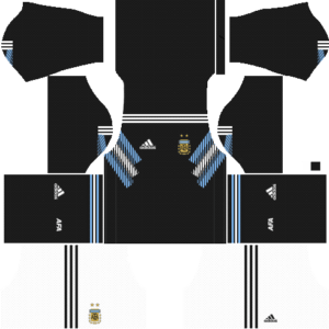 Argentina DLS Away Kit