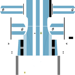 Argentina DLS Home Kit (extra)