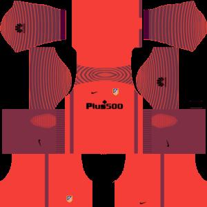 Atletico Madrid Goalkeeper Away Kits