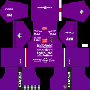 Bali United DLS Goalkeeper Home Kit