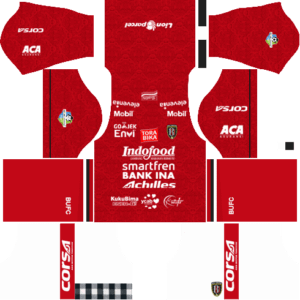 Bali United DLS Home Kit