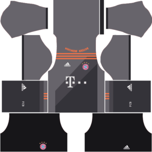 Bayern Munich Away Kits