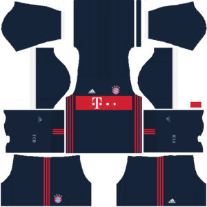Bayern Munich DLS Away Kit