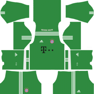 Bayern Munich DLS Goalkeeper Away Kit
