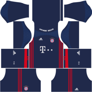Bayern Munich Goalkeeper Home Kits