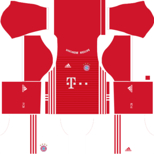 Bayern Munich Home Kits