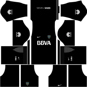 Boca Juniors DLS Goal Keeper Away Kit