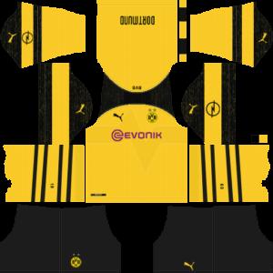 Borussia Dortmund DLS Home Kit