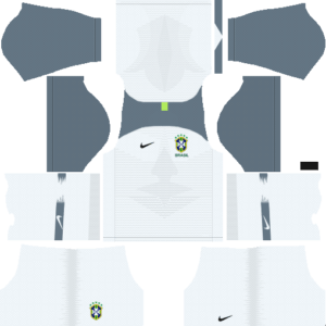 Brazil DLS Goalkeeper Home Kit