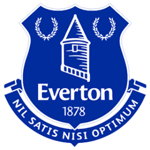 Everton FC DLS Team Logo