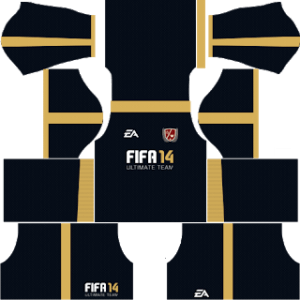 FIFA Ultimate Team DLS ( FUT 14 ) Legends Kit 2
