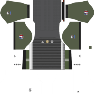 Germany DLS Away Kit