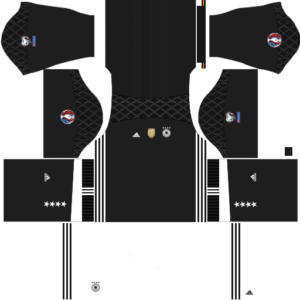 Germany DLS Goalkeeper Home Kit
