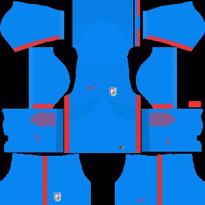India Nike DLS Home Kit