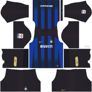 Inter Milan Kits home