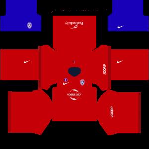Johor Darul Takzim (JDT) DLS Away Kit
