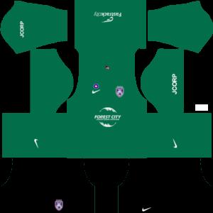 Johor Darul Takzim (JDT) DLS Goalkeeper Home Kit