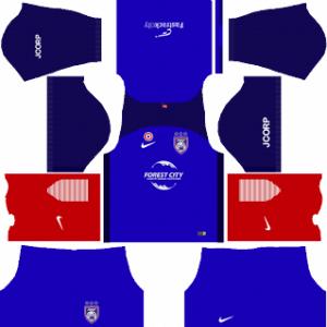 Johor Darul Takzim (JDT) DLS Home Kit