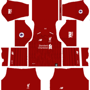 Liverpool Kit DLS Home