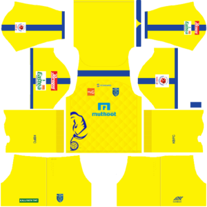 Kerala Blasters DLS Home Kit