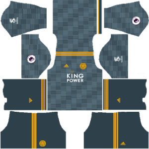 Leicester City DLS Away Kit