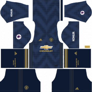 Manchester United DLS Away Kit