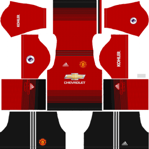 Manchester United DLS Home Kit