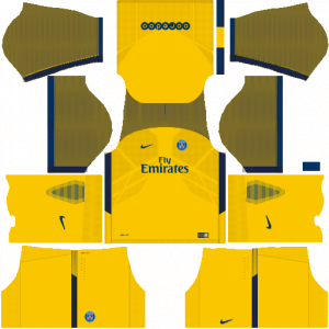 PSG DLS Away Kit