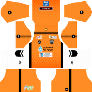 Perak DLS Goalkeeper Away Kit