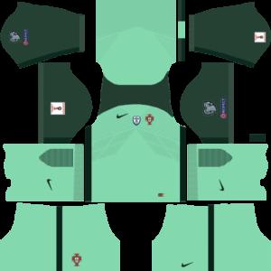 Portugal Away Kit DLS