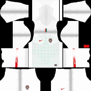Portugal DLS Away Kit