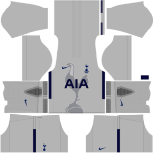 Tottenham Hotspur DLS Goalkeeper Third Kits