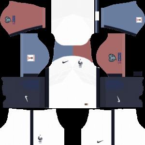 France Away Kit 2